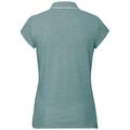 KUMANO-poloshirt voor dames, bayou melange, large