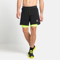 Herren AXALP TRAIL 6 INCH 2-in-1 Shorts, black - lounge lizard, large