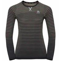Women's BLACKCOMB PRO Long-Sleeve T-Shirt, black - space dye, large