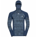 Men's BLACKCOMB Baselayer with Facemask, estate blue, large