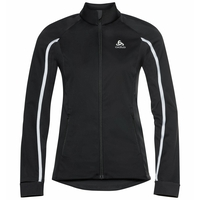 Women's AEOLUS PRO Jacket, black, large