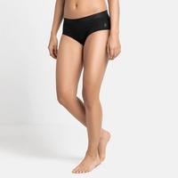 Women's NATURAL + LIGHT Sports Underwear Panty, black, large