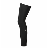 Legwarmer DWR, black, large