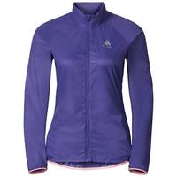 Veste de running LTTL femme, spectrum blue, large