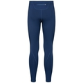 Men's ELEMENT WARM Tights, estate blue, large