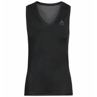 Women's ACTIVE F-DRY LIGHT ECO Singlet, black, large