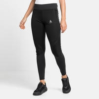 Damen ZEROWEIGHT WARM Tights, black, large