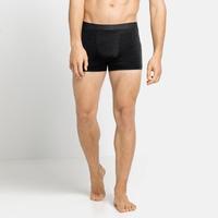 Men's NATURAL + LIGHT Sports Underwear Boxer, black, large