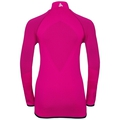 Jacket VELOCITY Light, pink glo - peacoat, large