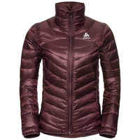Women's COCOON N-THERMIC WARM Insulated Jacket, decadent chocolate, large