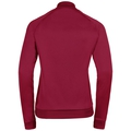 Midlayer full zip PAL, rumba red, large