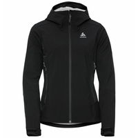 Jacket softshell CUSTER, black, large