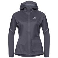 Women's ZEROWEIGHT RAIN WARM Jacket, odyssey gray, large