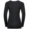 Women's PERFORMANCE LIGHT Long-Sleeve Base Layer Top, black, large