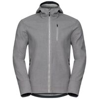 Veste UNION, odlo concrete grey melange, large