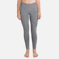 Women's PERFORMANCE EVOLUTION LIGHT Baselayer Pants, grey melange, large