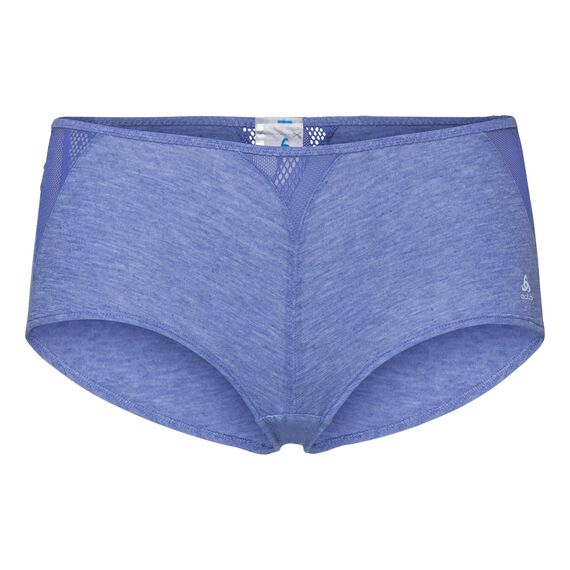 SUW Bottom Panty Natural + X-Light, dazzling blue melange, large