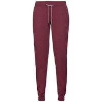 Pantaloni Core, rumba red melange, large