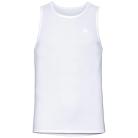 ACTIVE F-DRY LIGHT-basislaag-singlet voor heren, white, large
