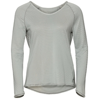 BL top girocollo manica lunga Alma Natural, light grey - ZHD AOP SS19, large