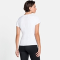 Women's CERAMICOOL ELEMENT T-Shirt, white, large