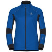 AEOLUS Windstopper® Jacke, lapis blue - black, large