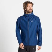 Men's BLACKCOMB FUTUREKNIT 3L Hardshell Jacket, estate blue, large
