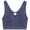 BLACKCOMB SEAMLESS MEDIUM Sport-BH, blue indigo, large