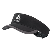 CERAMICOOL LIGHT Visor, black, large