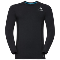 BL Top Crew neck l/s CERAMICOOL pro, black, large