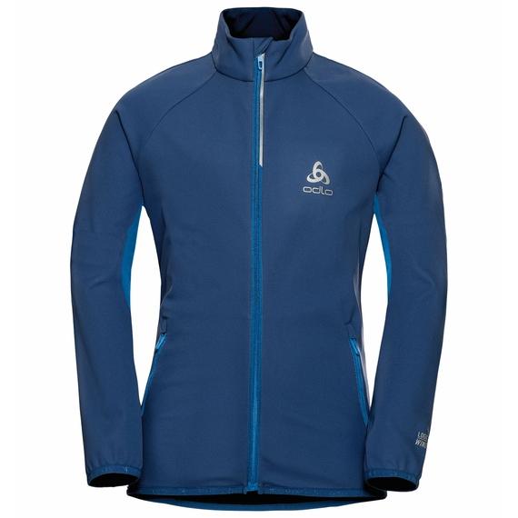 AEOLUS ELEMENT KIDS Jacket, estate blue - directoire blue, large