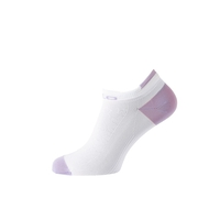 Socks short CERAMICOOL LADIES LOW CUT Light, white - orchid petal, large