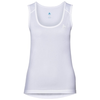 Débardeur sport ACTIVE CUBIC LIGHT pour femme, white - snow white, large