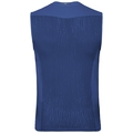 BL Top Crew neck s/l CERAMICOOL pro, sodalite blue, large