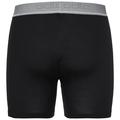 SUW Bottom Boxer NATURAL 100% MERINO WARM, black, large