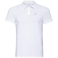 Polo NEW TRIM pour homme, white, large