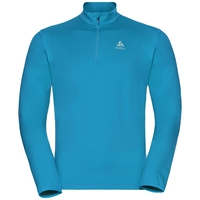 Men's ALAGNA 1/2 Zip Midlayer, blue jewel, large