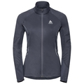 Women's ZEROWEIGHT WINDPROOF REFLECT WARM Jacket, odyssey gray - placed print FW18, large