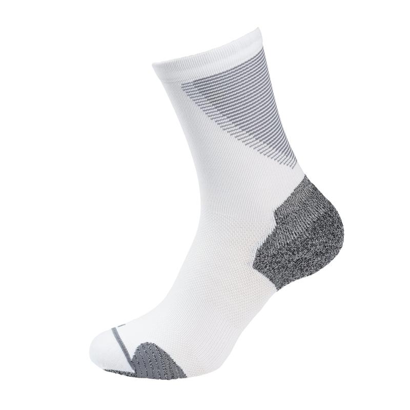 CERAMICOOL Crew Socks, white, large