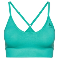 PADDED SEAMLESS SOFT 2.0 Sport-BH, pool green, large