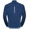 Men's DUAL DRY Cycling Jacket, estate blue, large