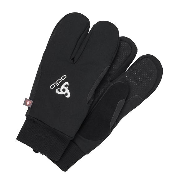 Gants de ski ELEMENT X-WARM, black, large