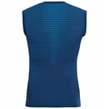 Canotta intima PERFORMANCE LIGHT da uomo, estate blue - blue aster, large