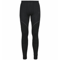 Men's ACTIVE X-WARM ECO Baselayer Bottoms, black, large