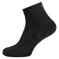 Pack de 2 paires de chaussettes mi-hautes ACTIVE, black, large