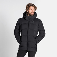 SKI COCOON-jas voor heren, black, large