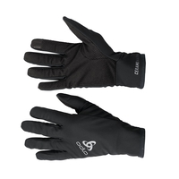 Guanti CeramiWarm GRIP, black, large
