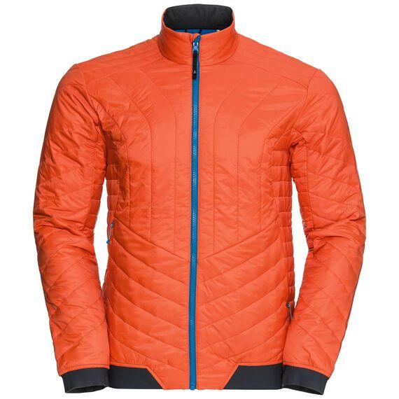Jacket COCOON S Zip IN, orangeade, large