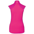 ZEROWEIGHT logic running vest, pink glo, large