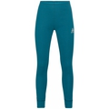 ACTIVE WARM ECO KIDS Baselayer Bottoms, tumultuous sea, large